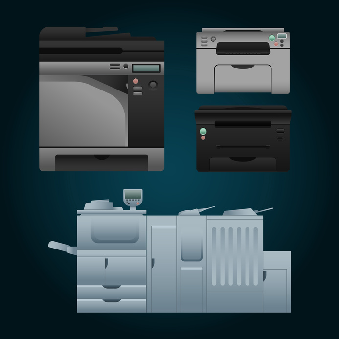 Are you Really Taking a Risk When you Go for Used Copier Rental?