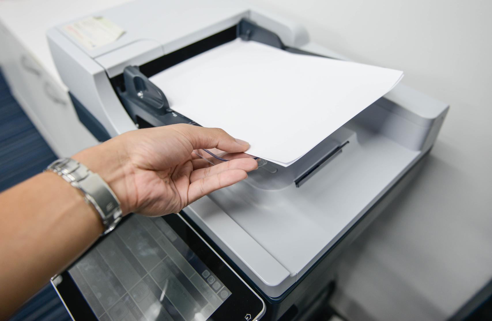 Buying or Leasing expensive copier