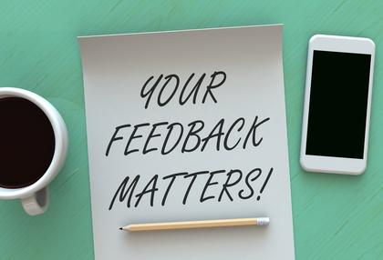 copier feedback