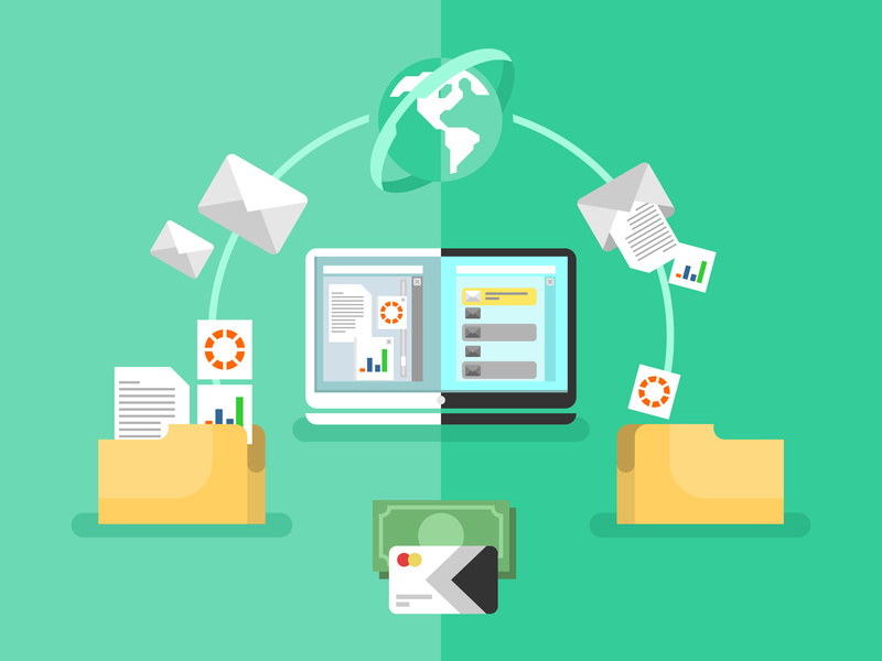 Saving with document management system?